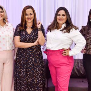 Shopping Nações inicia série de lives sobre o universo feminino