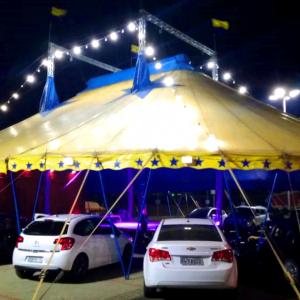 Shopping Nações estreia Circo Drive no Mês das Crianças