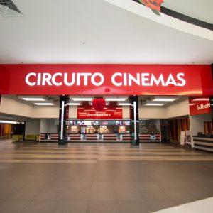 Salas de cinema do Shopping Nações reabrem nesta quinta-feira