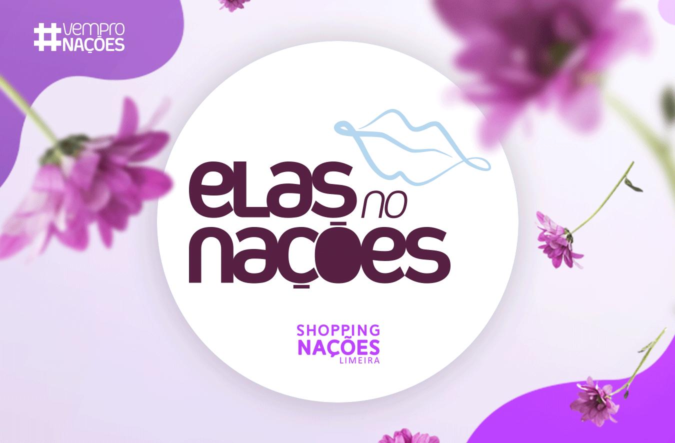 """""""ELAS NO NAÇÕES"""" TERÁ PROGRAMAÇÃO ESPECIAL NO MÊS DA MULHER"""