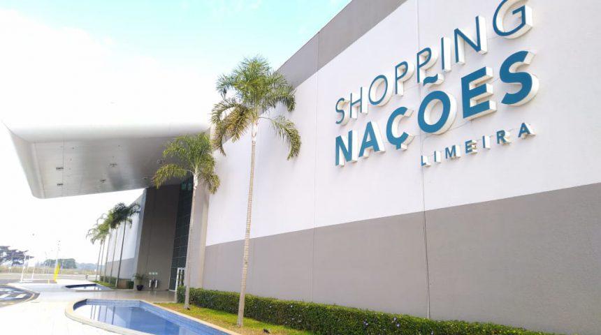 Shopping Nações Limeira amplia horário de funcionamento