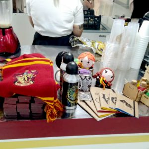 Harry Potter é tema de atração no Shopping Nações neste final de semana