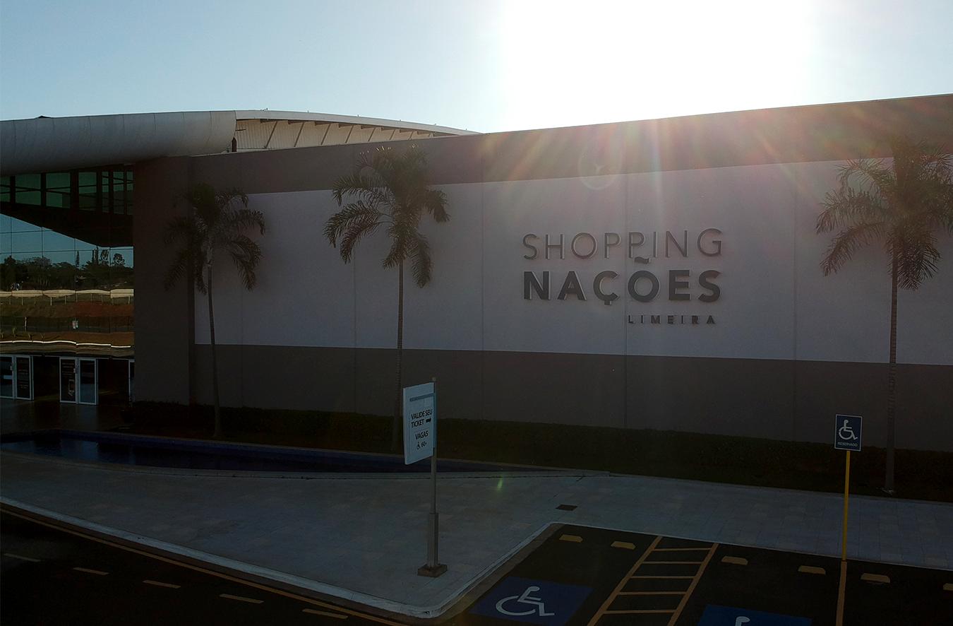 Com flexibilização, Shopping Nações altera horários de funcionamento